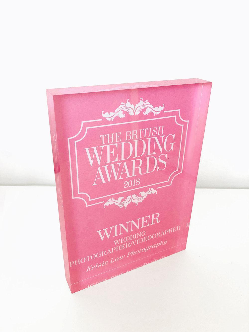 British Wedding Photographer of the Year   British Wedding Awards