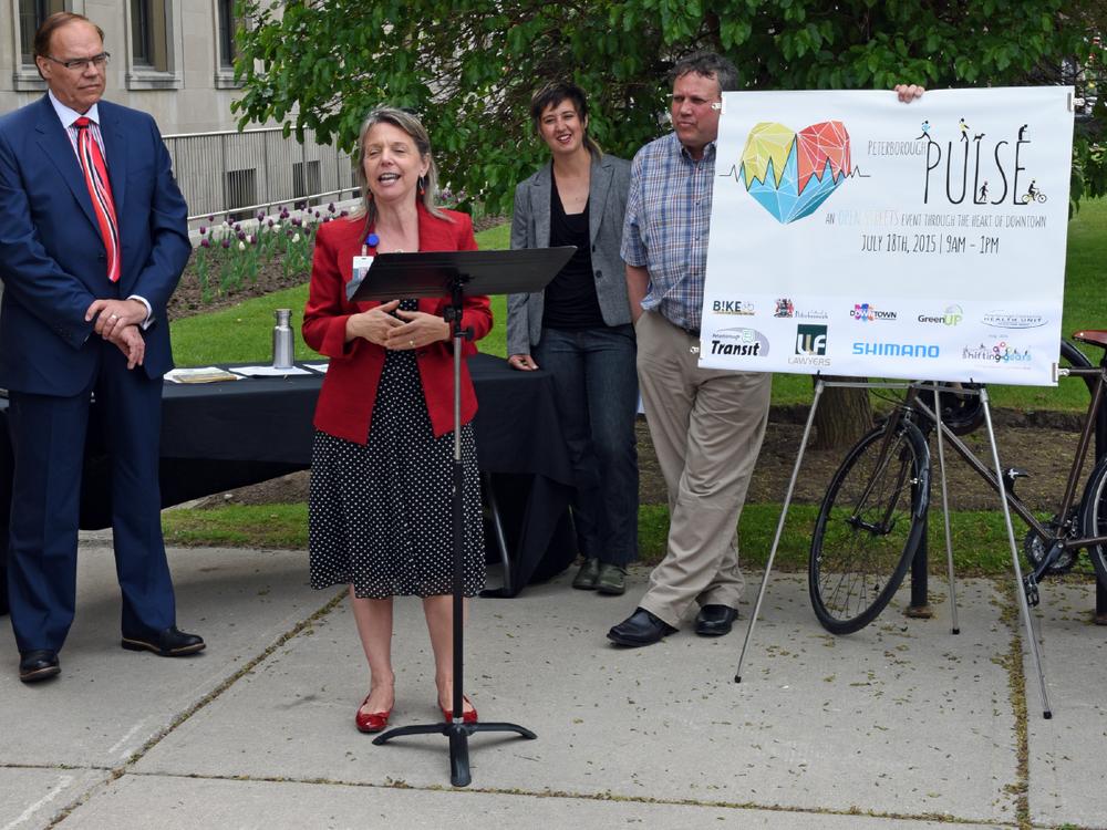 Dr. Rosana Pellizzari | Peterborough County-City Health Unit