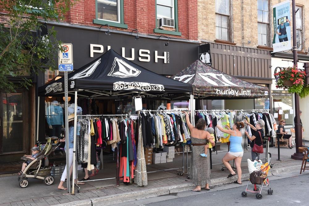 Hold a Pulse Sidewalk Sale