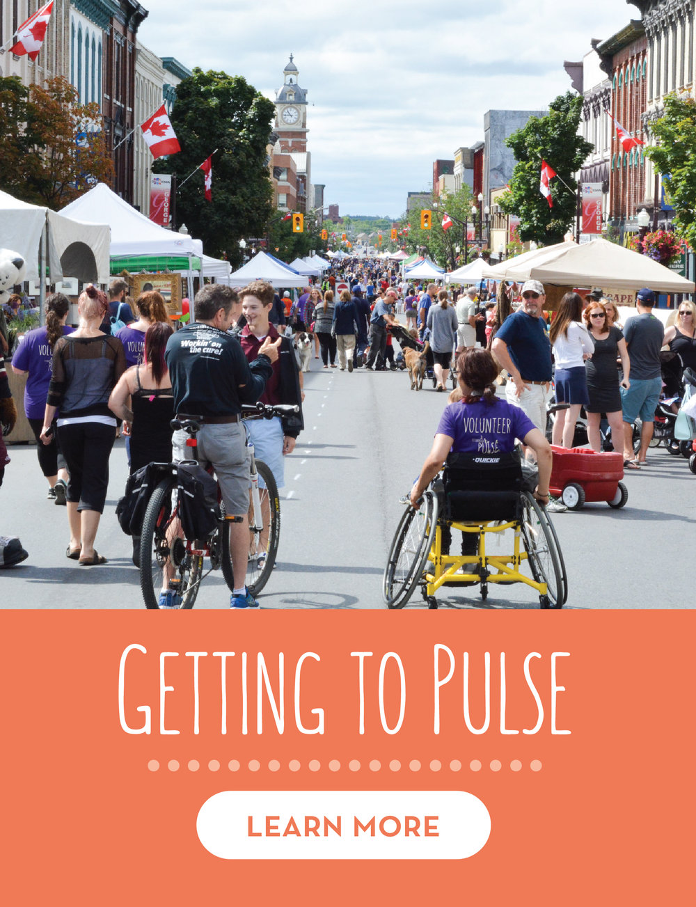 Getting to Pulse