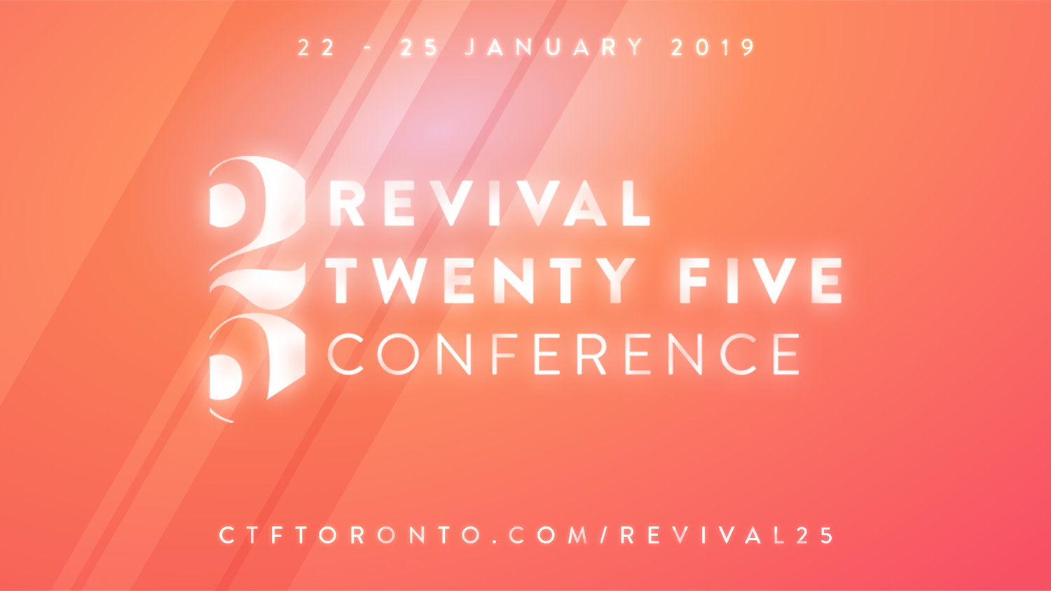 REVIVAL 25 Conference | 25th Anniversary of the Toronto Blessing