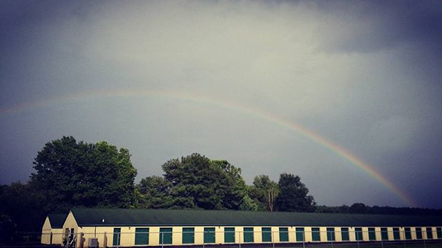 Calm before the storm. #delmarva #salisbury