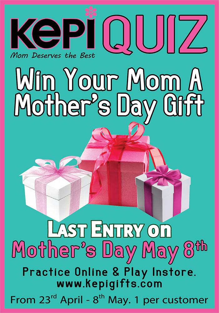 Mother's Day Quiz — KEPI
