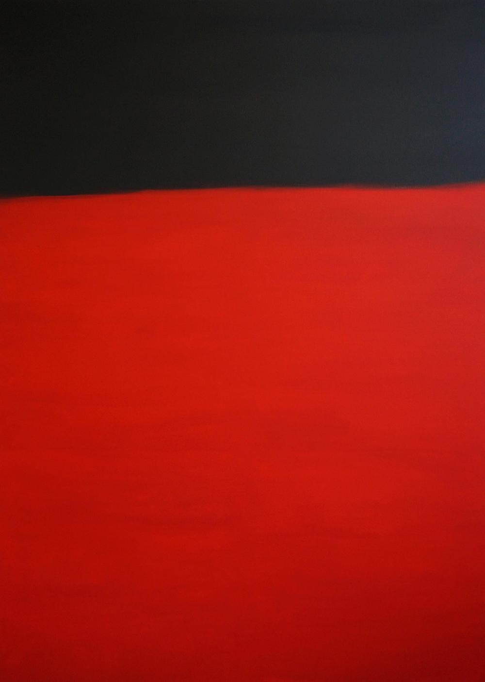 100 x 140 cm, acrylics on canvas, 2015