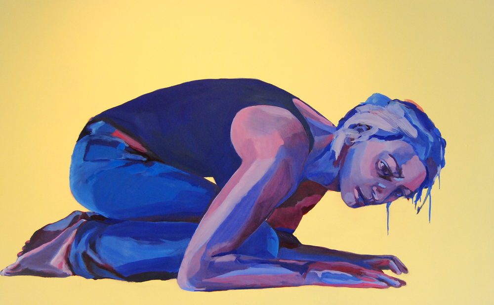 105 x 170 cm, oil on canvas, 2011