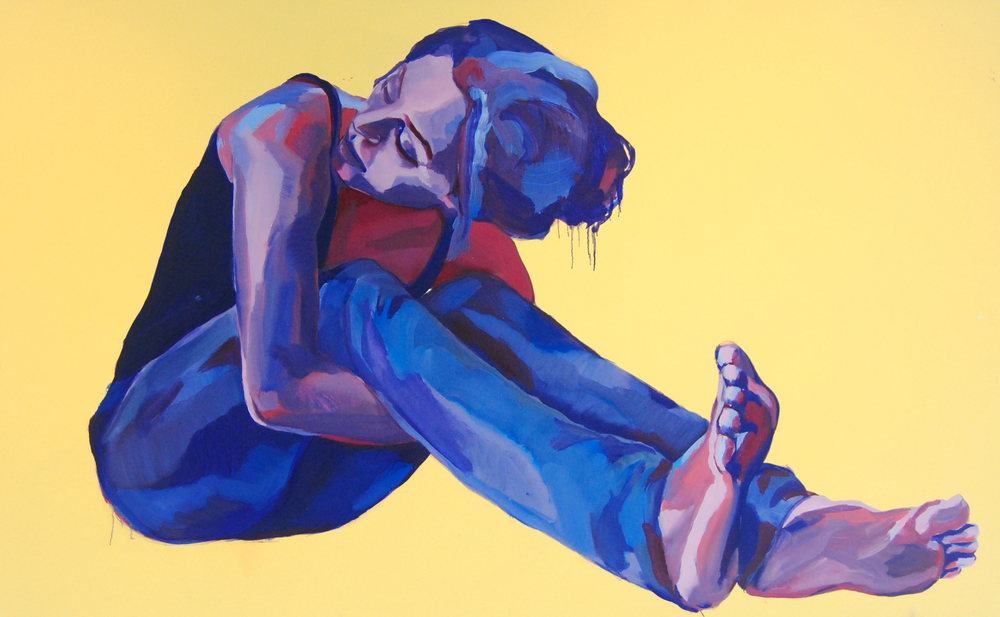 105 x 170 cm, oil on canvas, 2011