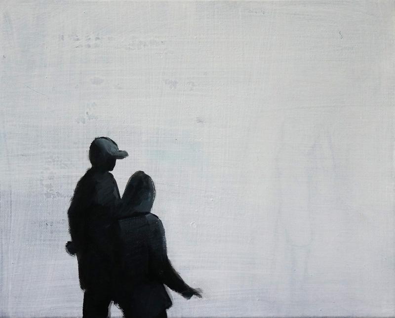 30 x 25 cm, oil on canvas,2015