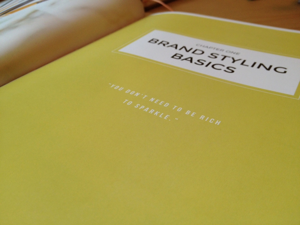 Ditto Creative featured in branding book How To Style Your Brand