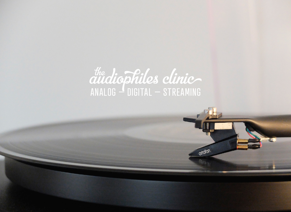Audiophile's Clinic, logo design and brand identity by Ditto Creative, brand stylists and branding agency in Kent, UK