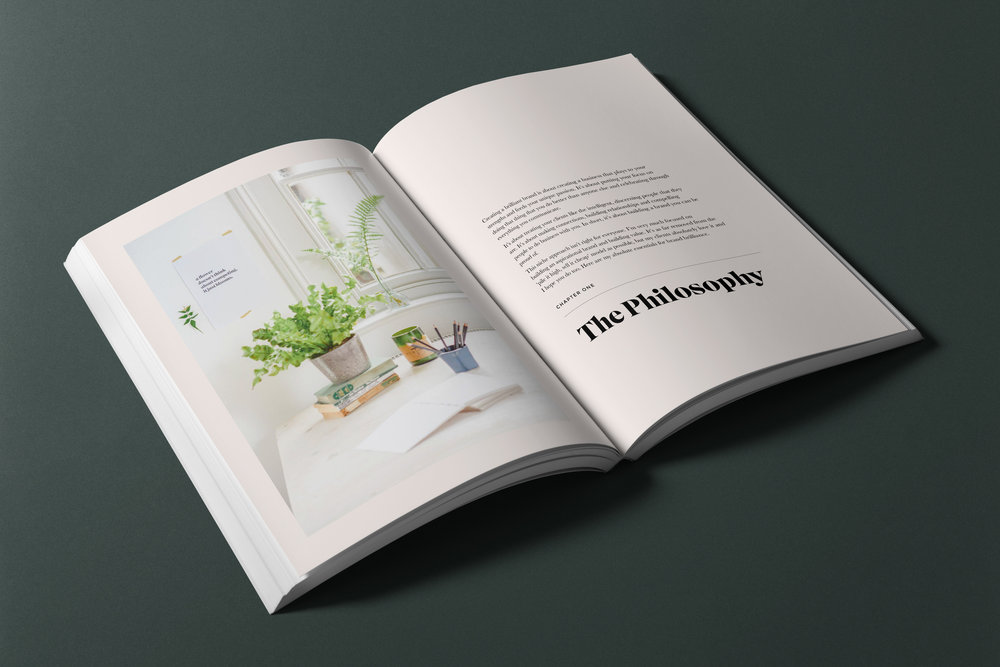 Brand Brilliance, the new book by Fiona Humberstone The Brand Stylist