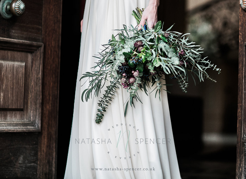 Natasha Spencer weddings and events, kent wedding planner, logo, identity and brand design by Ditto Creative, branding agency Kent