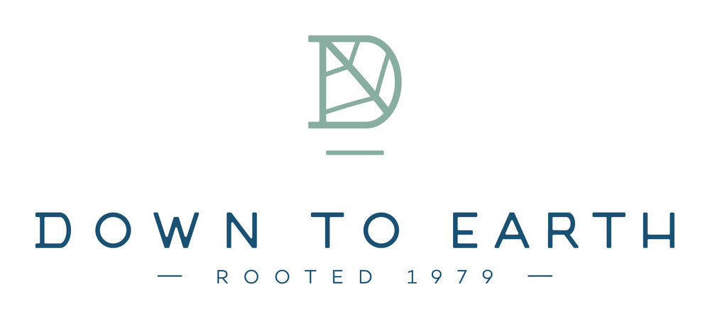 Brand identity, logo design and web design for Down to Earth, Tree Surgeons in London and the south east. Brand created by Ditto Creative, branding agency in Kent
