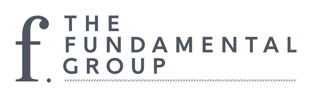 The Fundamental Group, wealth management company kent, brand and logo by Ditto Creative, branding agency Kent