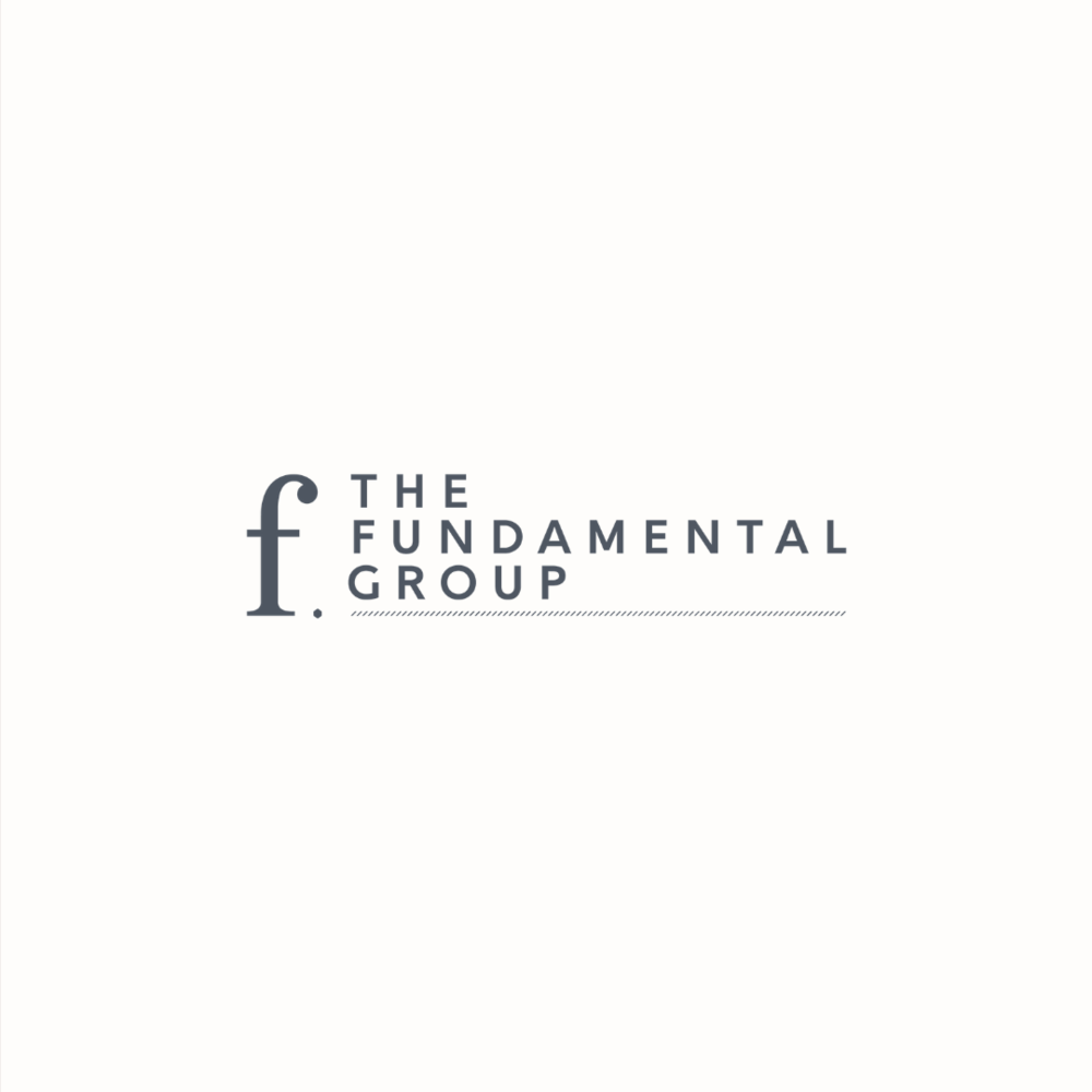 The fundamental group logo design by Ditto Creative | boutique branding agency in Kent | Logo design and brand identity for small businesses