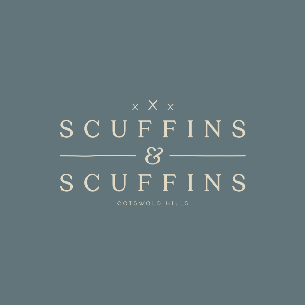Scuffins & Scuffins Photography logo design by Ditto Creative | boutique branding agency in Kent for small businesses