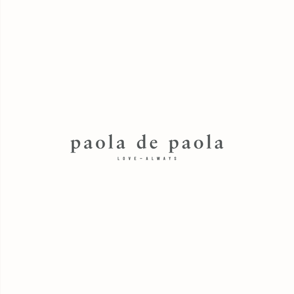 Paola de Paola wedding photography logo design and brand identity by Ditto Creative | boutique branding agency Kent specialising in branding for small businesses