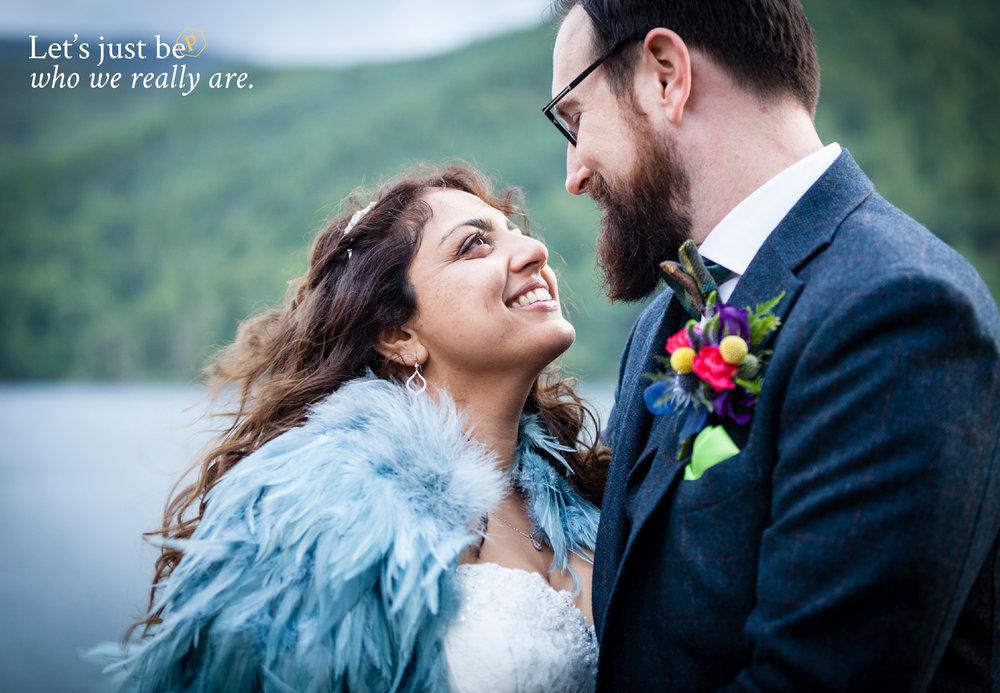 Paola de Paola wedding photographer, logo design and branding by Ditto Creative, branding agency Kent