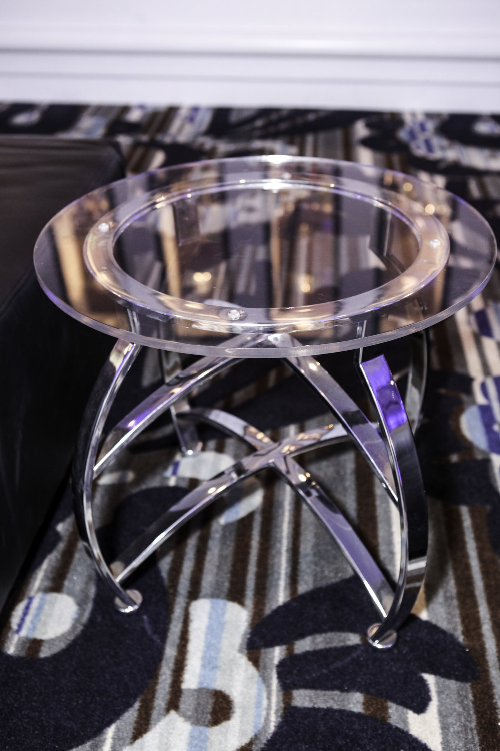Chrome Round End table_2.jpg