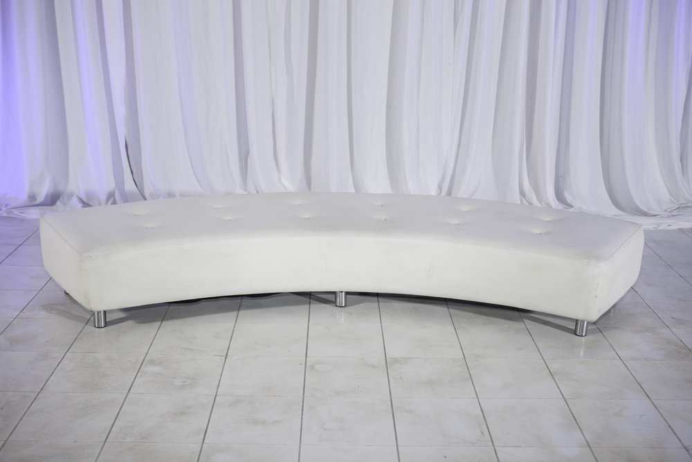 Benches- XL Tufted White Leather Curved Bench_1.jpg