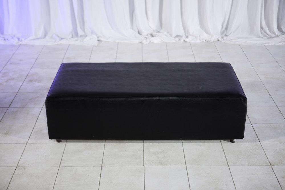Ottoman- Black Leather.jpg