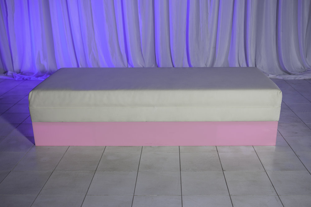 Ottoman- White Leather with LED Base.jpg