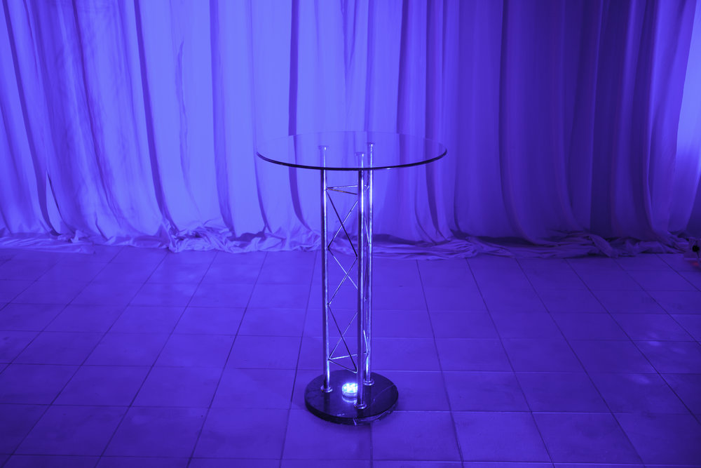 Table (Bar)- Silver Truss Round Acrylic High Top_2.jpg
