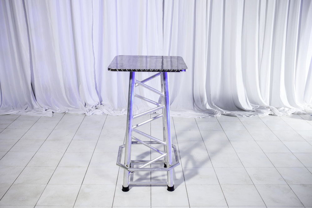 Table (Bar)- Silver Truss with Silver Square Top_1.jpg