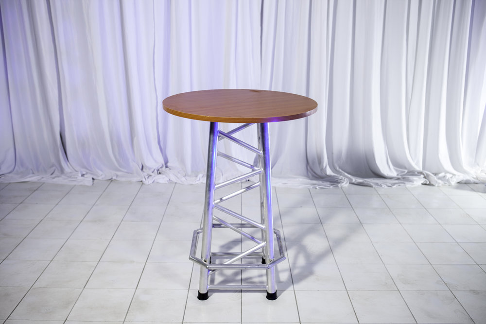 Table (Bar)- Silver Truss with Wood Top_1.jpg