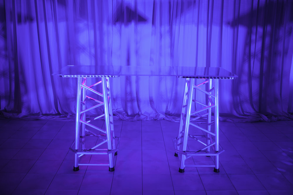Table (Cocktail)- Silver Truss with Acrylic Top_2.jpg