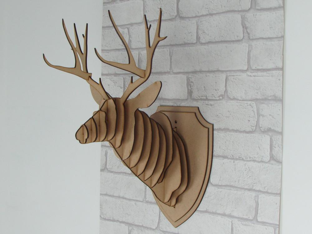 Animal Trophy Head