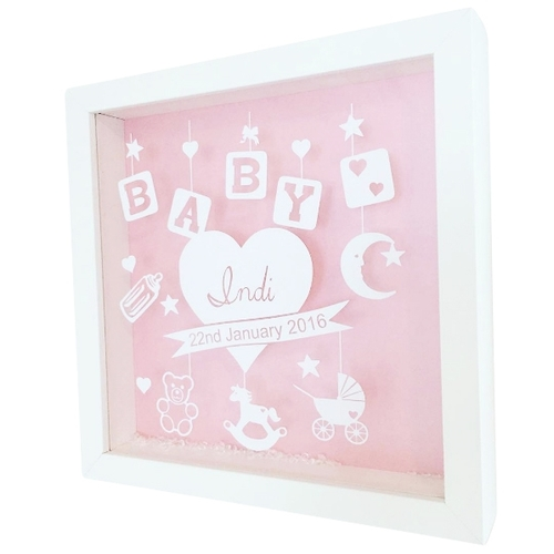 Quote Art - New Baby Frame — CoCo Loves