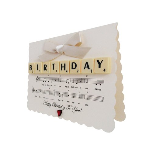 Cards Birthday Scrabble Generic Coco Loves