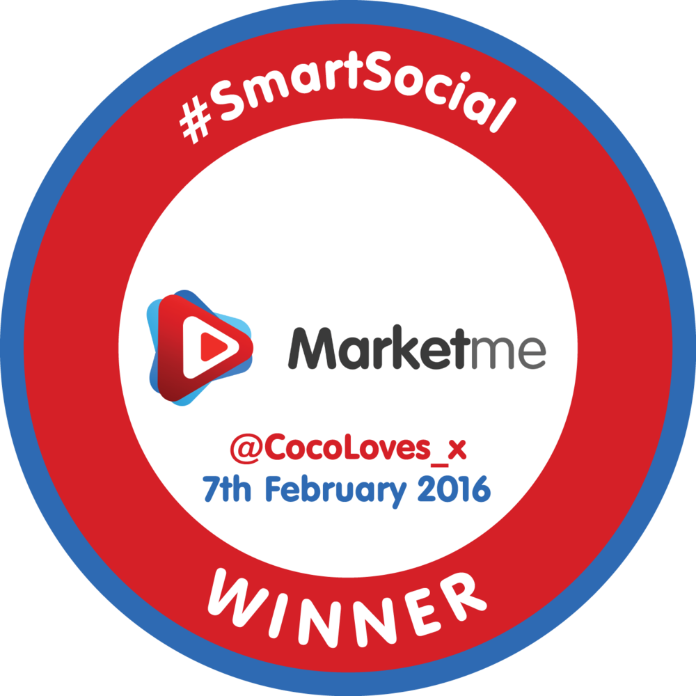 CoCo Loves Smart Social Media Award