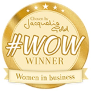 Jacqueline Gold #WOW Award