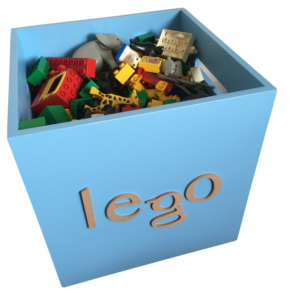 Handmade U0026 Personalised Childrenu0027s Toy Storage Chest