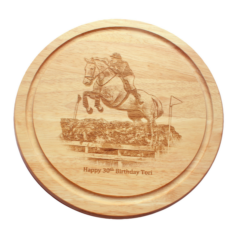 Wooden engraved chopping board coco loves - Engraved wooden chopping boards ...
