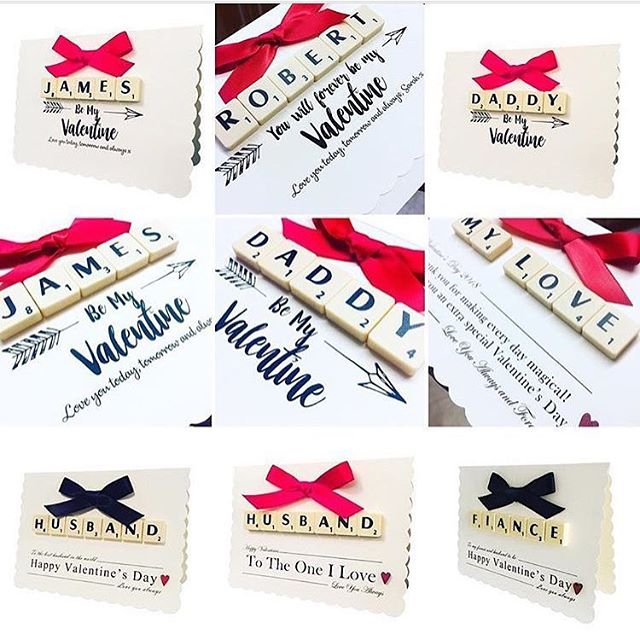 It's next week!!! Order your personalised cards with us 😍💋 . . Valentines Day Cards £6.95  #bemine, #bemyvalentine, #candyhearts, #galentinesday, #hugsandkisses, #secretadmirer, #SinglesDay, #sweetheart, #thatslove, #valentine, #valentines, #valentinesday2019, #willyoubemyvalentine