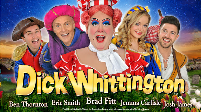 Click here to see our Christmas Pantomime menu
