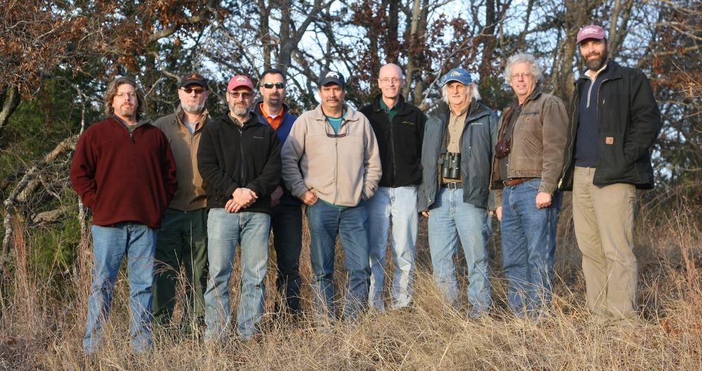 Governing Board, December 2014 (left to right):  Keith Grabner, Charles Ruffner, Todd Hutchinson, Jeff Sparks, John Weir, Chris thornton, Rich Guyette, Dan Dey, Mike STambaugh