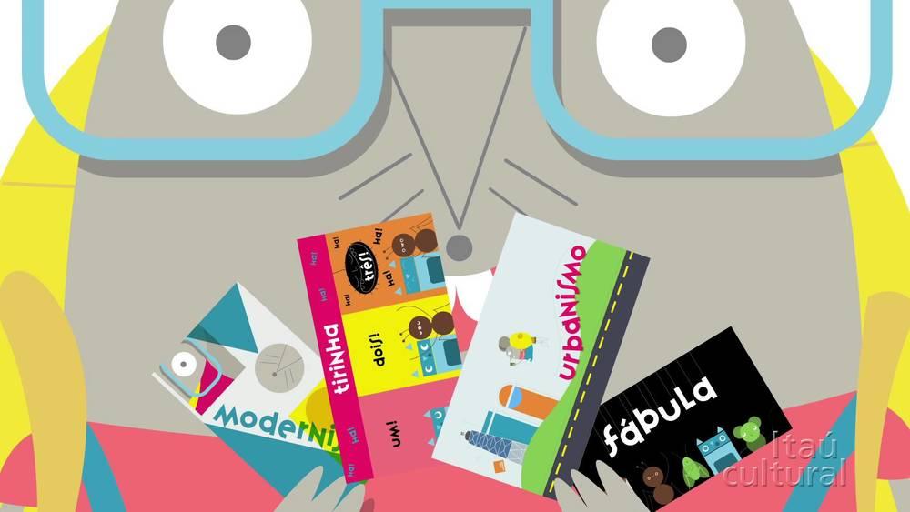 #Favoritas: coleção de palavras ilustradas