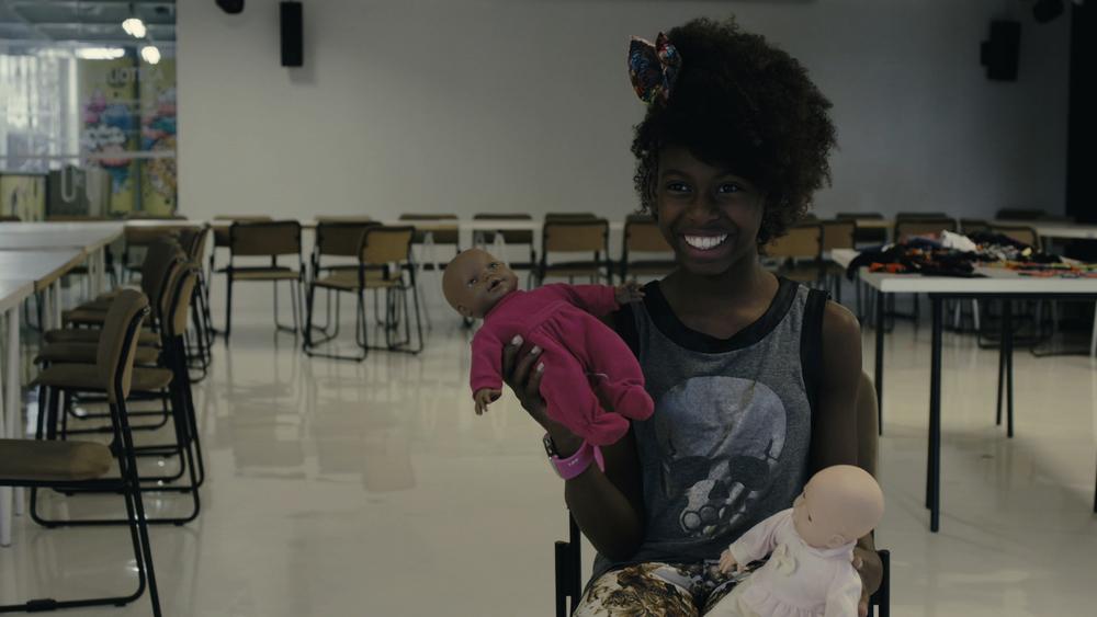 MC Soffia:hip hop e empoderamento das meninas negras - Foto: divulgação