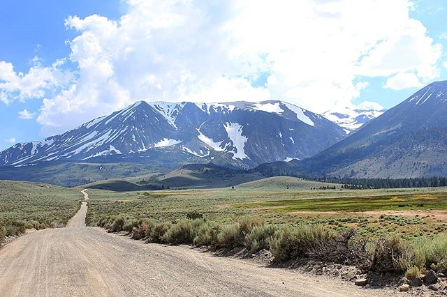 It's almost High Sierra hiking season! #sierramappingproject #highsierra #sierranevada #easternsierra #junelakeloop