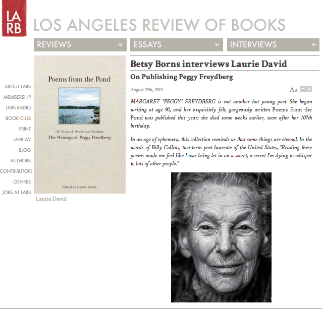 The Los Angeles Review of Books
