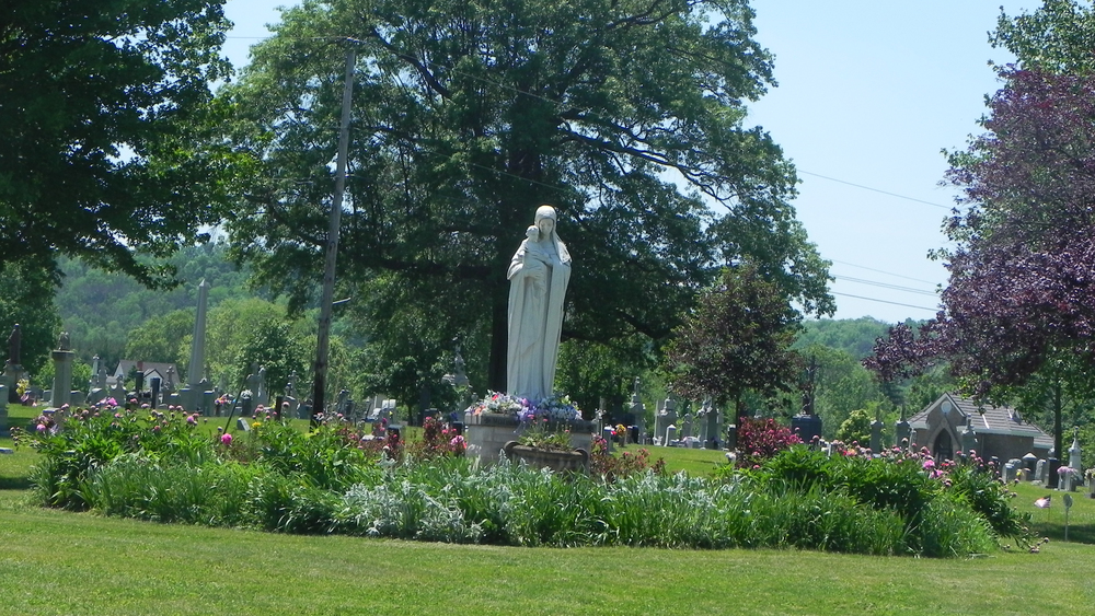 Statue of Mary, Mother of God