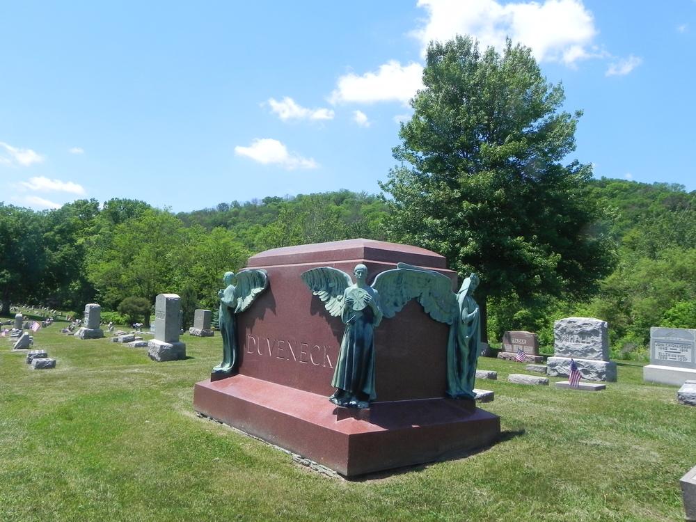 Frank Duveneck Memorial