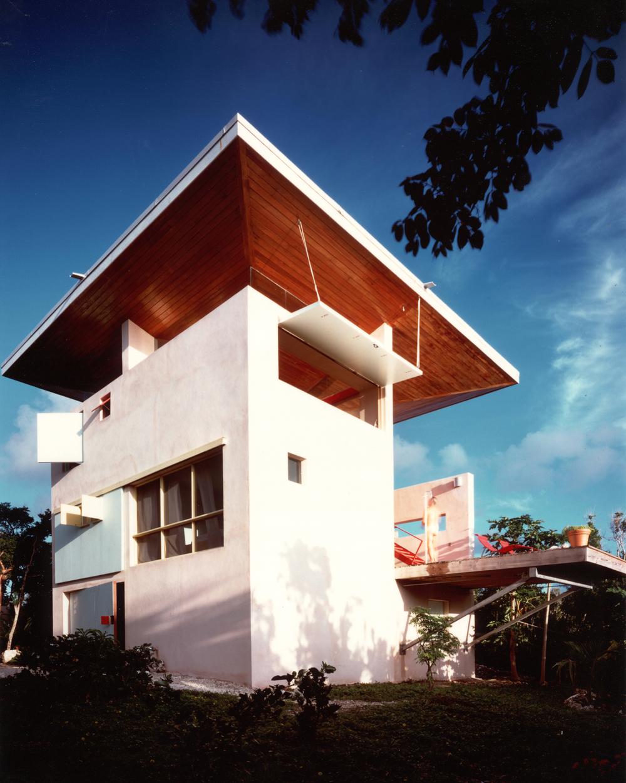 Taylor Vacation Home Frank Harmon Architect