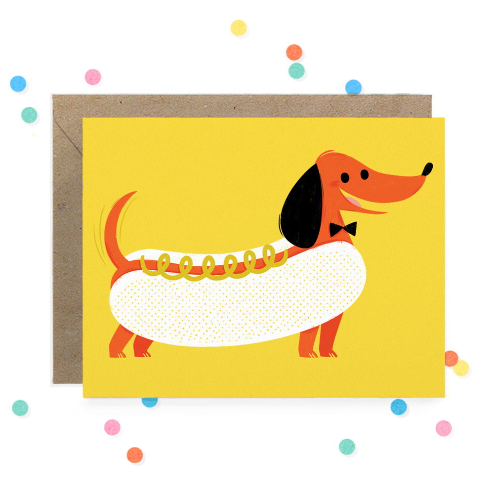 Hot Dog Greeting Card 1.jpg
