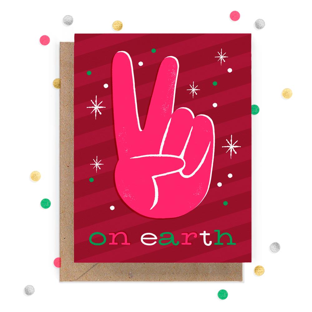 Peace On Earth Greeting Card 1.jpg