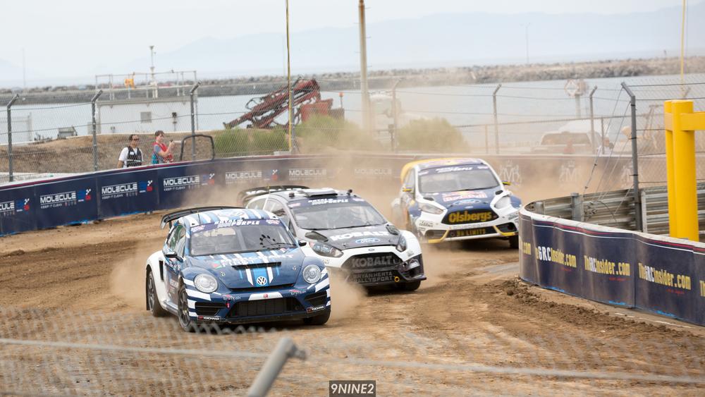 Global Rallycross Los Angeles