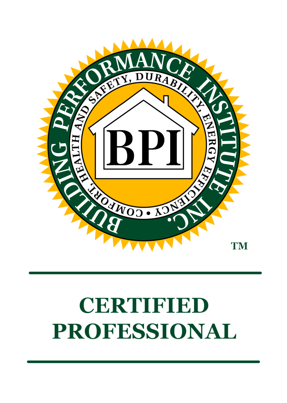 Building Performance Institute - Building Analyst Professional